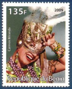 Tim Curry and Bernadette Peters as Rooster Hannigan and Lily St. Simply Stamps, Carmen Miranda, Hollywood Star, West Africa, Stamp Collecting, Postage Stamps, World, Divas, Album