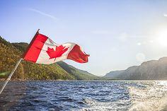 Errances sur le fjord du Saguenay