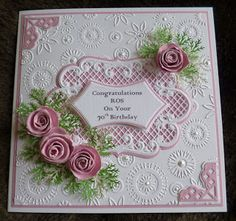 Glitterarti.............Card Creations by Barbara Daines
