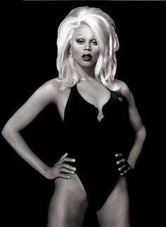 RuPaul | America's #1 Drag Queen and star of several current television shows.