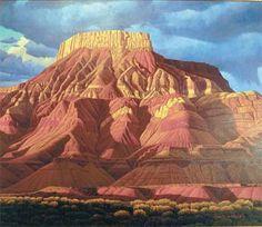 David Meikle - Artist | Painter of Utah Landscapes