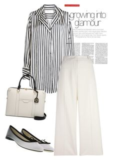 """""""bag"""" by masayuki4499 ❤ liked on Polyvore featuring Repetto, Marques'Almeida, Ermanno Scervino and Henri Bendel"""