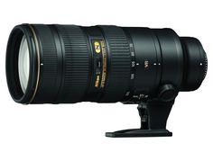 Nikon 70-200mm f2.8