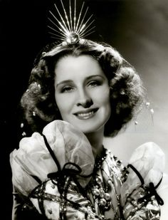 Norma Shearer in Romeo and Juliet wearing Joseff Hollywood Jewelry....Uploaded by www.1stand2ndtimearound.etsy.com