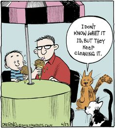 Trendy Ideas For Funny Cartoons Jokes Humor Comic Cartoon Jokes, Funny Cartoons, Funny Comics, Funny Memes, Cartoon Pets, Cat Jokes, Memes Humor, Math Memes, Hilarious Jokes