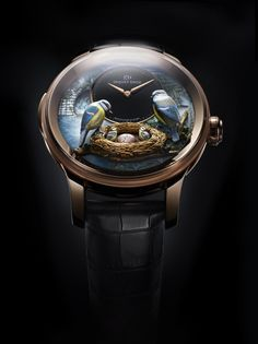 The Story behind 'Jaquet Droz'