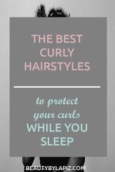 These are naturally curly hairstyles for medium hair but they can work on hair that is short, long or mid length. An updo is best for when you're sleeping. These are easy hairstyles that are also cute Curly Hair Types, Curly Hair Care, Medium Hair Styles, Natural Hair Styles, Medium Curly, Curly Hair Tutorial, Curly Hair Routine, Color Your Hair, Perfect Curls