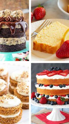 Just Desserts, Dessert Recipes, Chocolate Cake From Scratch, Chocolates, Homemade Cake Recipes, Moist Cakes, Cupcake Cakes, Cupcakes, Cake Decorating
