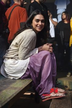 Exclusive from the sets of Bhoomi starring Sanjay Dutt and Aditi Rao Hydari