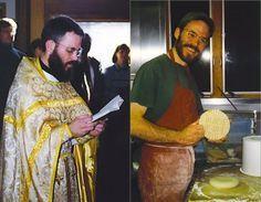 St. Vladimir's Seminary Prosphora Recipe