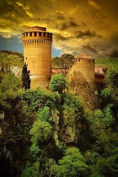 Georgios Pasxalidis - Google+ - Brisighella Fortress, Ravenna, Italy