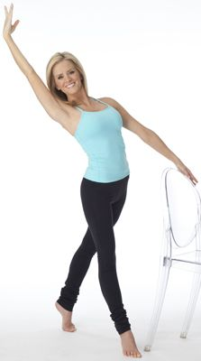 Xtend Barre: Lean & Chiseled Workout DVD with Andrea Rogers   Acacia Catalog