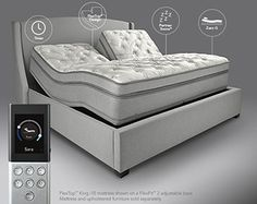 #CommitToSleep Sleep Number<sup>®</sup> FlexFit<sup>™</sup> 2 Adjustable Base #FreeSample  http://h5.sml360.com/-/2bbbe