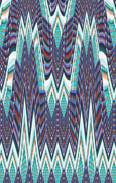 Designer Highlight   Amelia Graham print pattern