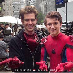 Wanna know what art is? New Spiderman Movie, Black Spiderman, Spiderman Art, Amazing Spiderman, Marvel Actors, Marvel Avengers, Marvel Comics, Tom Holland, Marvel Order