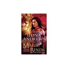 Magic Binds (Reprint) (Paperback) (Ilona Andrews)