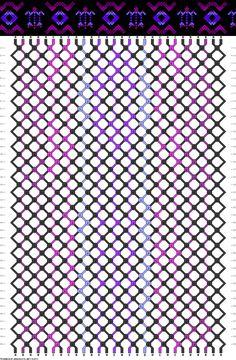 28 strings 40 rows 5 colors
