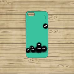 iphone 5C case,iphone 5S case,iphone 5S cases,iphone 5C cover,cute iphone 5S case,cool iphone 5S case,iphone 5C case,Soot sprites,in plastic by Missyoucase, $14.95