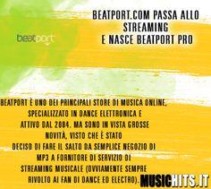 Parliamo del portale +Beatport, grandi novità in vista!