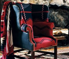 Ralph Lauren Home #Indian_Cove Collection 7 - Poltrone