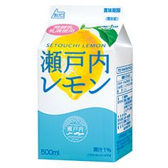 瀬戸内レモン|オハヨー乳業