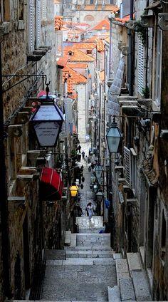 Dubrovnik, Croatia (by Emir Terovic on 500px)