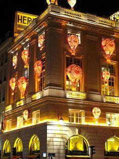 Paris Hermes, Christmas 2009
