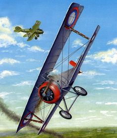 Russian Nieuport 17