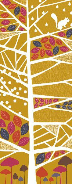 print  pattern Rene Casanova Auf printpattern.blogspot.co.uk http://www.pinterest.com/lesmoutaines/w-o-o-d-l-a-n-d/