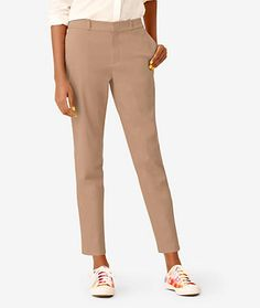 EASY TAPERED PANT $110.00