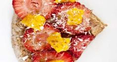 Clean Eating Quick & Easy Fruit Pizza