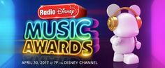 RDMA 2017 - Radio Disney Music Awards 2017 party ideas. Food, trivia and a list of nominees.