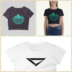 Check Vosenta crop tops and women tees. Vosenta.com %100 cotton. Made in #usa