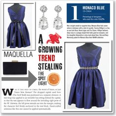 MAQUELLA 2/2 by meldin on Polyvore featuring moda, Monsoon, Kenneth Jay Lane and Garance Doré