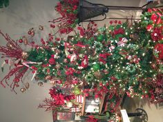 On the fifth day of Christmas Starr home gave to me...Five Golden Ornaments!  All ornaments 20% off December 6th
