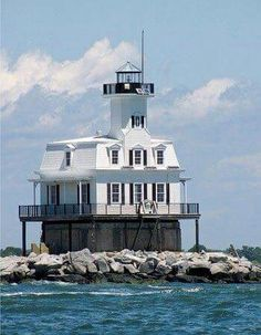 Long Beach Bar #Lighthouse - Long Beach Point, #NY   -   http://dennisharper.lnf.com/