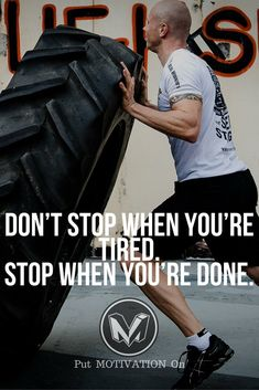 Stop when you are done. Follow all our motivational and inspirational quotes. Follow the link to Get our Motivational and Inspirational Apparel and Home Décor. #quote #quotes #qotd #quoteoftheday #motivation #inspiredaily #inspiration #entrepreneurship #goals #dreams #hustle #grind #successquotes #businessquotes #lifestyle #success #fitness #businessman #businessWoman #Inspirational