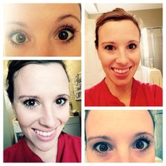 "Katie said ""Wow! I was a sceptic but I love it already. Think it will take a little practice but I love the results. Thank you"". Love it when my customers love Younique! www.YouniquelyYouByAndrea.com"