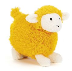 Jellycat SUS6OR Sugar Sheep Orange