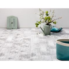 Laminaat Oakman grijs eiken. #vloer #laminaat #interieur #wonen #kwantum