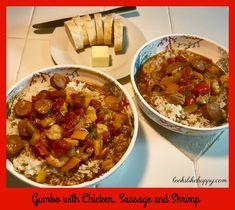 Chicken, Sausage & S