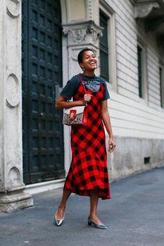 Street style - viaGlamour