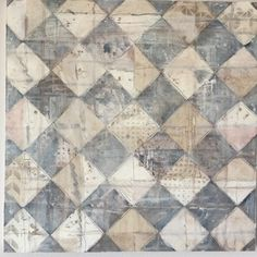 SOLD! Galleries, Texas, Quilts, Contemporary, Blanket, Rugs, Artist, Home Decor, Farmhouse Rugs