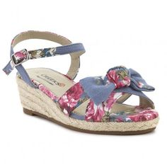 Sandalia cuña esparto CREEKS YUTEMANIA Espadrilles, Wedges, Sandals, Shoes, Fashion, Suitcases, Vacations, Winter, Espadrilles Outfit