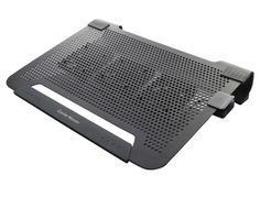 """Cooler Master Notepal U3 - Slim yet sturdy construction. Suitable for large 17-19"""" laptops and notebooks. 3 detachable cooling fans with speed control function. Weighing less than 3 pounds, this carry along feature packed Laptop cooling pad is the perfect mate for keeping your laptop cool at all times. http://www.laptopstand.com.au/cooler-master-notepal-u3-laptop-cooling-pad/"""