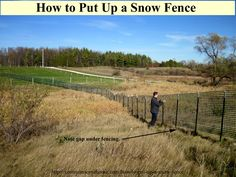Snow Fence 16 Best Images On Pinterest Snow Fence