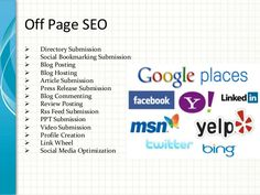 What is Off Page SEO ??