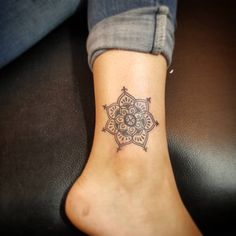 mandala tattoos