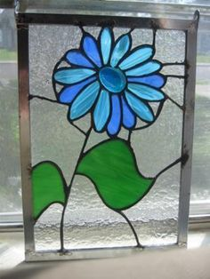 Stained Glass Art Work