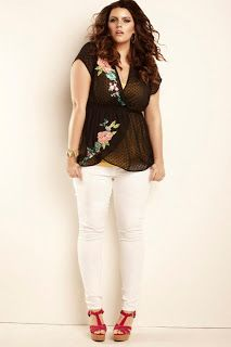 Andrea The Seeker -- Curvy Girl Fashion & Inspirations Pt. 3  Autumn 2013